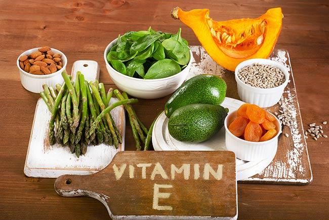 Vitamin E Formen und Aufgaben und positive Wirkungen Gesundheitscoach Markus Schauer